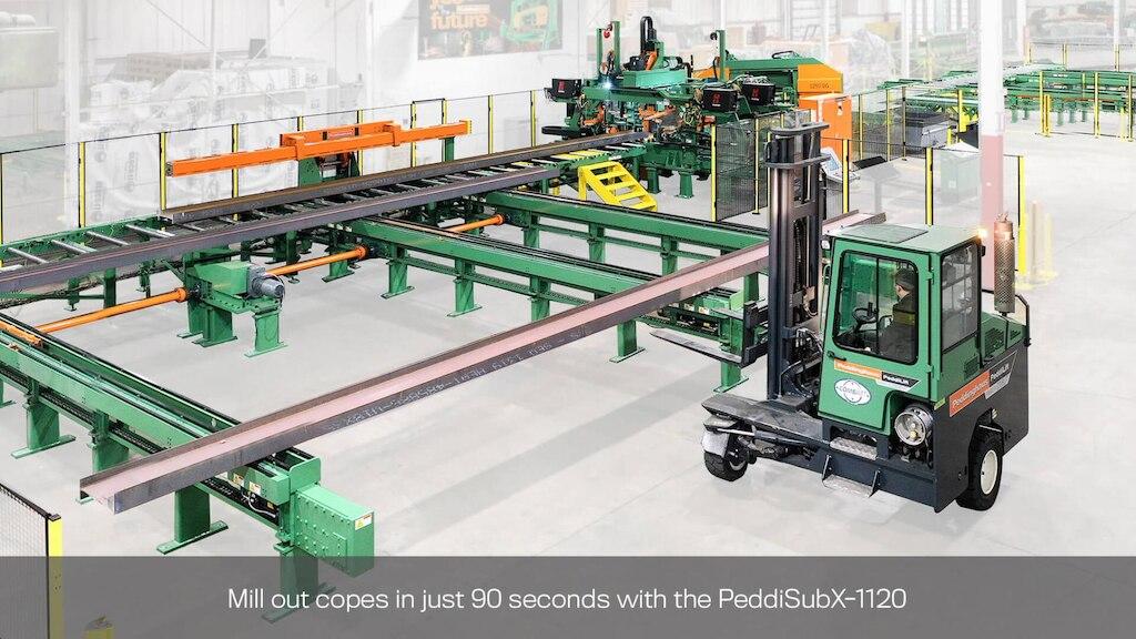 peddisubx-1120 system